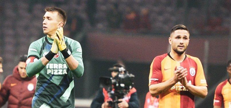 Galatasaray'dan Muslera ve Andone paylaşımı! Muslera ve Andone'nin sakatlık durumu ne?