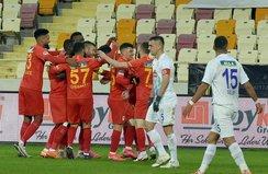 Yeni Malatyaspor galibiyeti hatırladı!