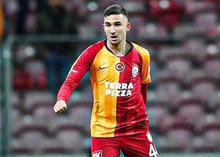 Galatasaray'ın genç yıldızına Borussia Dortmund kancası