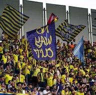 Fenerbahçe - Gazişehir Gaziantep mücadelesinden kareler