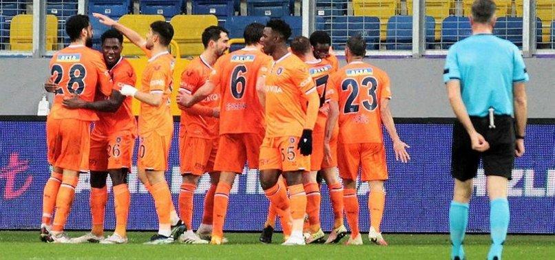 Gençlerbirliği 0-1 Başakşehir (MAÇ SONUCU-ÖZET)