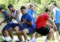 Antalyaspor, kuvvet çalışmaları yaptı