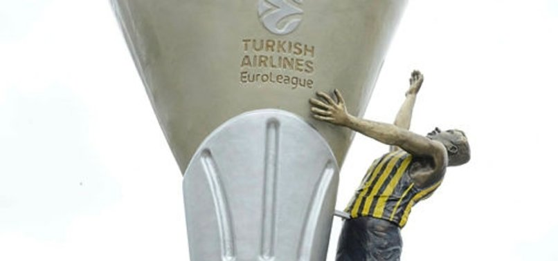 F.Bahçe EuroLeague Kupası Anıtı açılıyor