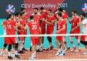 Milliler Avrupa Şampiyonası biletini kaptı!