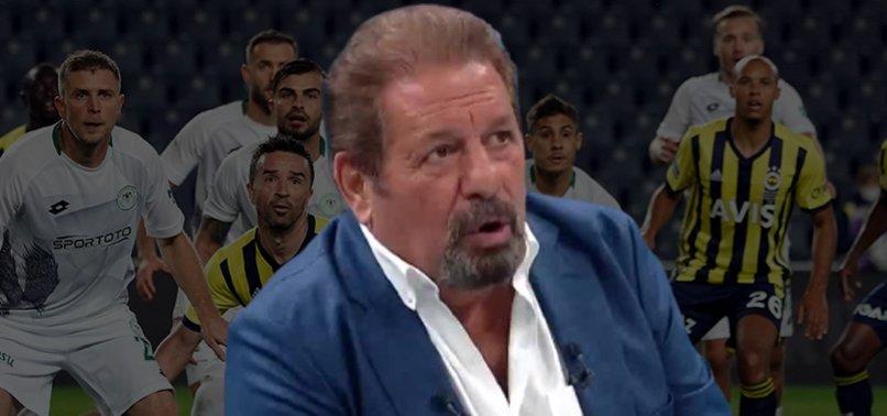 """Erman Toroğlu Fenerbahçe - Konyaspor maçını yorumladı! """"Maçın kahramanı ve mimarı İsmail Kartal"""""""
