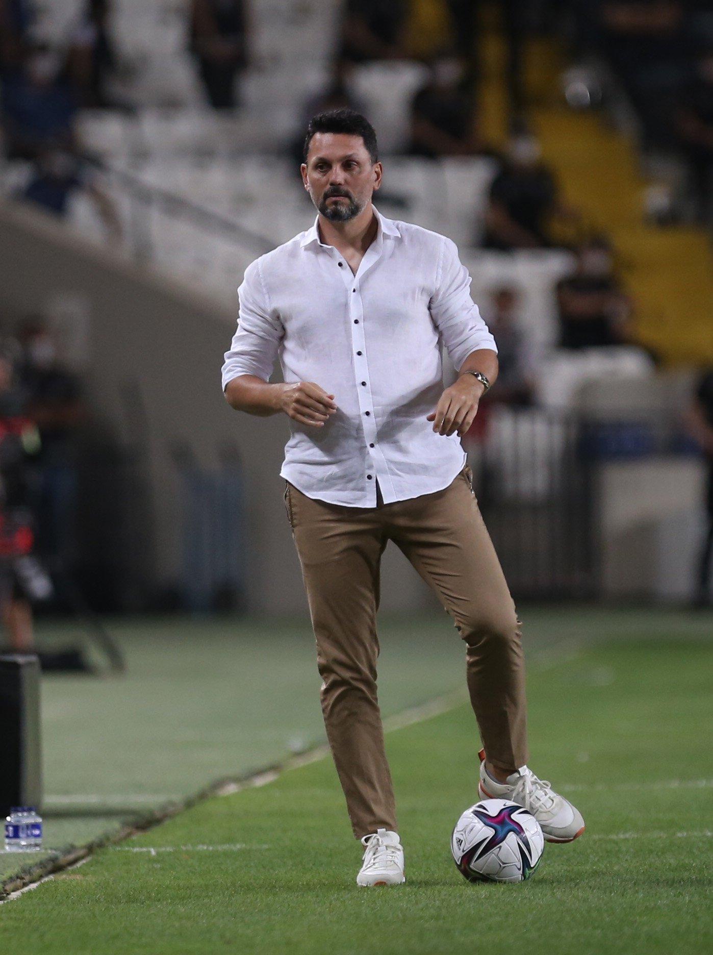 """aSpor: Fenerbahçe'nin eski teknik direktörü Erol Bulut'tan flaş sözler! """"6. - 7. oluyorlardı"""""""