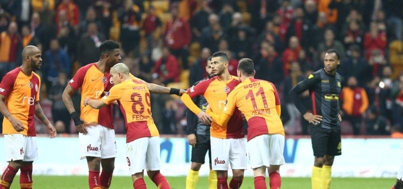 Galatasaray'da şok tartışma! Belhanda ve Diagne...