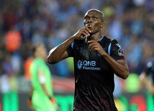 Trabzonsporda Anthony Nwakaeme şov!