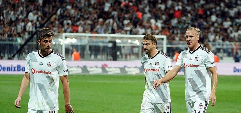 Beşiktaş'ta defans hattı çöktü!