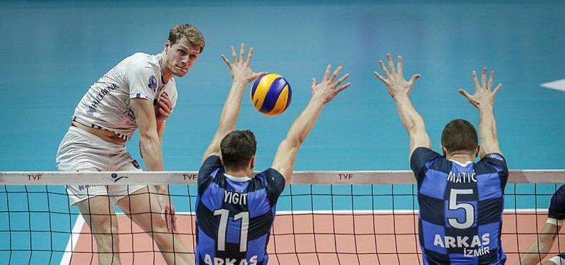 Arkas Spor Avrupa'da 100. maçına çıkacak