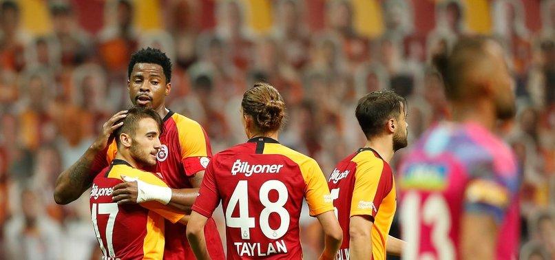 Yunus Akgün Süper Lig'de ilk golünü kaydetti
