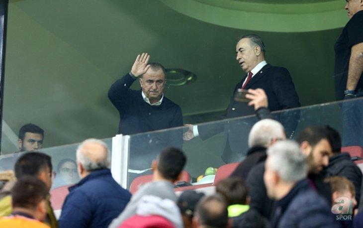 Galatasaray'dan sürpriz transfer bombası! Herkes Seri'yi beklerken...