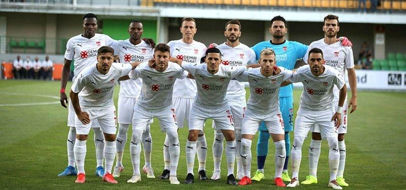 Sivasspor'dan ülke puanına büyük katkı!