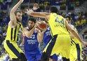 Fenerbahçe ve Anadolu Efes arasındaki 13. randevu