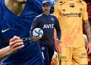 FENERBAHÇE TRANSFER HABERLERİ - Kanarya'ya 2 genç yetenek birden! Transferleri Vitor Pereira istedi