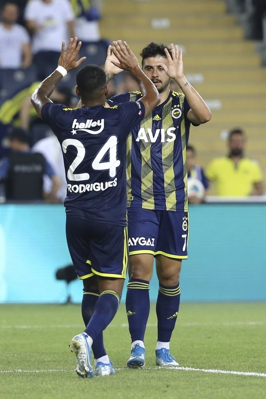 Garry Rodrigues'ten Fenerbahçelileri kızdıran hareket