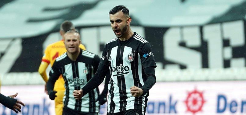 Beşiktaş 3 - 1 Kayserispor (MAÇ SONUCU - ÖZET)