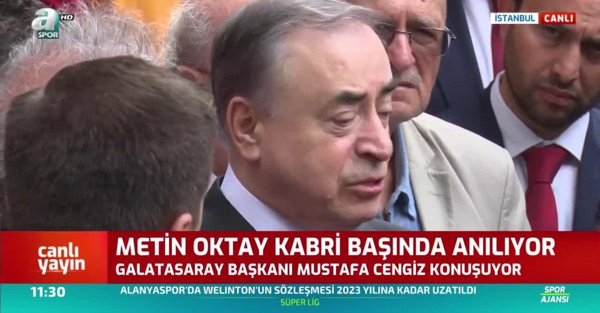 Mustafa Cengiz'den Riva-Florya açıklaması