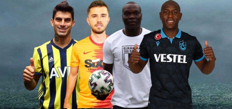 FIFA 21'e göre Türkiye'nin en iyi transferleri belli oldu! İşte zirvedeki isim