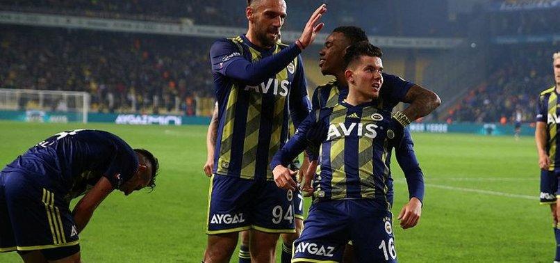 Yeni favori Fenerbahçe
