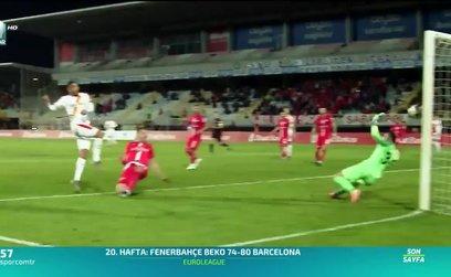 Antalyaspor 4 - 3 Göztepe l GENİŞ ÖZET
