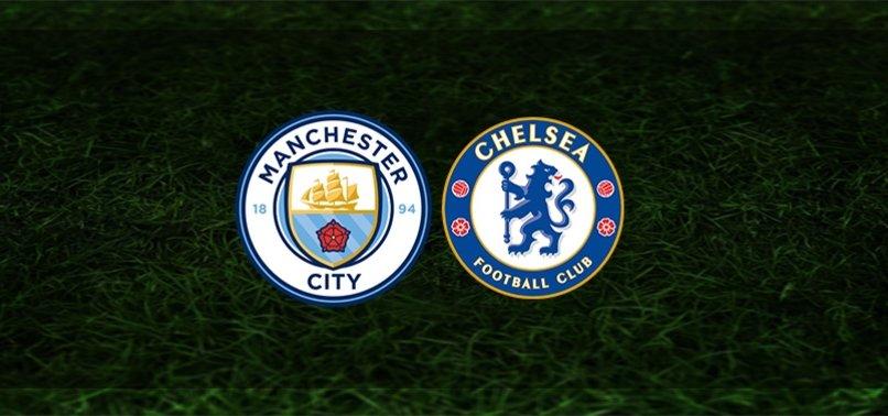 Manchester City - Chelsea maçı ne zaman, saat kaçta ve hangi kanalda?   UEFA Şampiyonlar Ligi finali