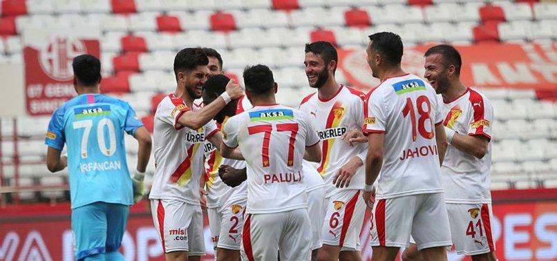 Antalyaspor 2-3 Göztepe (MAÇ SONUCU-ÖZET)