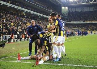 İşte Süper Lig'de ikinci yarının puan durumu! Fenerbahçe...