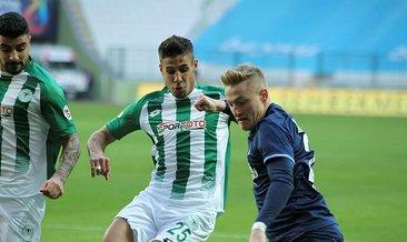 Konyaspor'dan kritik 3 puan!