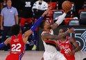 NBA'de Lillard 5. kez 50 sayı barajını aştı!