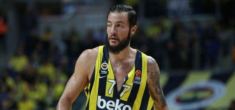 Fenerbahçe ile yollarını ayıran Joffrey Lauvergne Zalgiris Kaunas'ta!