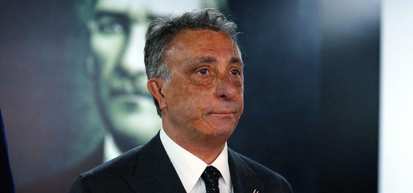 Beşiktaş'ta Ahmet Nur Çebi'den prim sözü