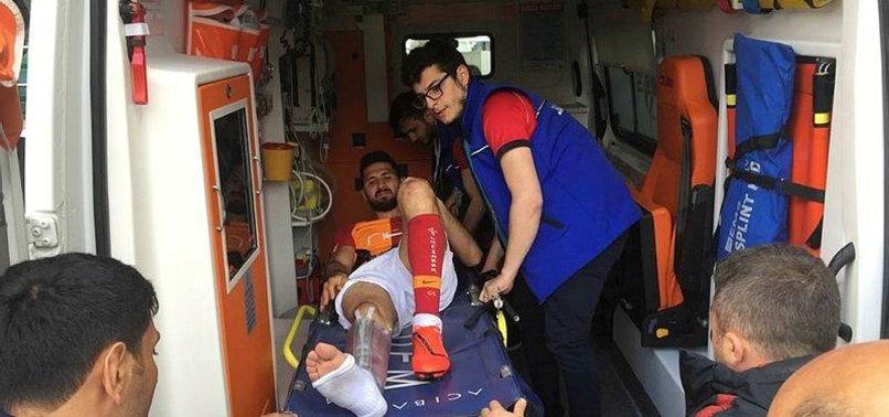 Galatasaray'dan sürpriz karar! Emre Akbaba...