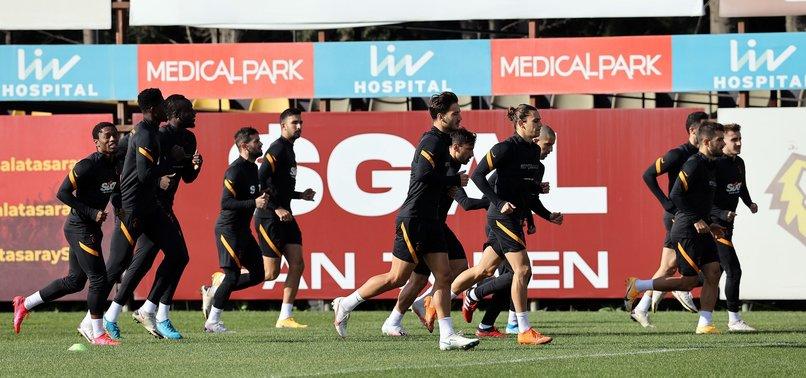 Galatasaray'ın Çaykur Rizespor maçı kamp kadrosu belli oldu! Falcao ve Saracchi...