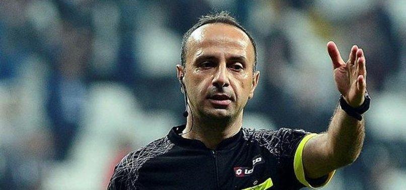 G.Saray-Ankaragücü maçının VAR'ı Barış Şimşek