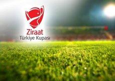 Ziraat Türkiye Kupası 4. Tur eşleşmeleri belli oldu