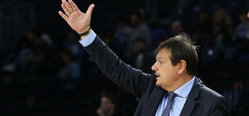 Ataman: Olympiakos'u yenmek için mutlaka kararlı ve sert oynamalıyız