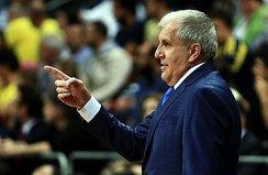 Obradovic: Taraftarımıza teşekkür ederim