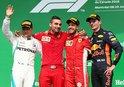 Kanadada zafer Vettelin