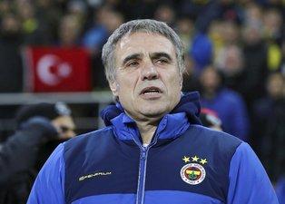 Ersun Yanal'dan zorunlu rotasyon! İşte Fenerbahçe'nin MKE Ankaragücü maçı 11'i