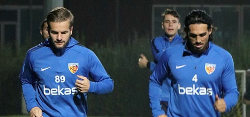 Kayserispor'da Sivasspor hazırlıkları başladı