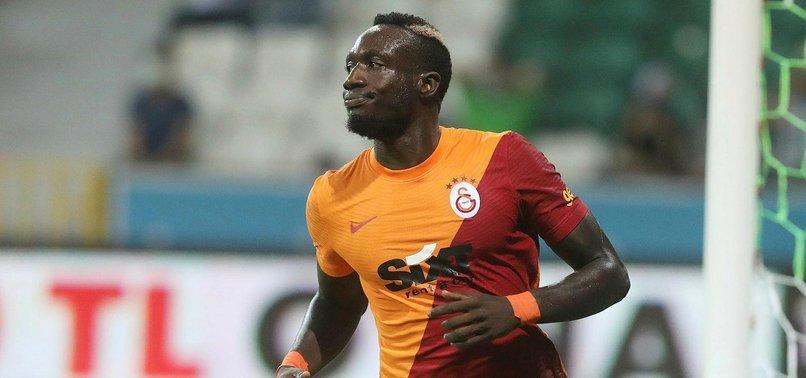 Mbaye Diagne Galatasaray - Alanyaspor maçının kadrosuna alınmadı