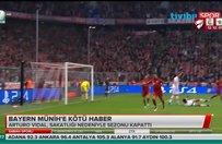 Bayern Münihe kötü haber