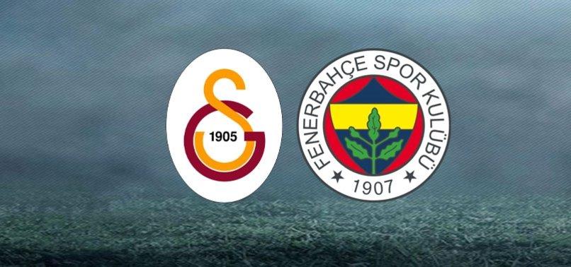 Galatasaray Fenerbahçe'yi yener