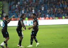 Trabzonsporun kozu Rodallega ve Ekuban