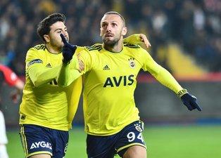Fenerbahçe'de Vedat Muriqi yerine 2 süper golcü! Adaylar belirlendi