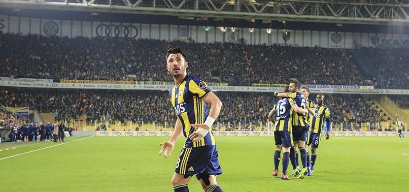 Fenerbahçe'den Galatasaray derbisi öncesi Tolgay Arslan kararı!