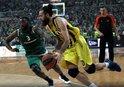 Fenerbahçe, Panathinaikosu bir kez daha mağlup etti