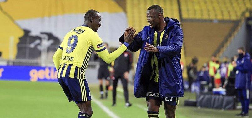 Fenerbahçe'de Mame Thiam'dan 2 gole katkı!