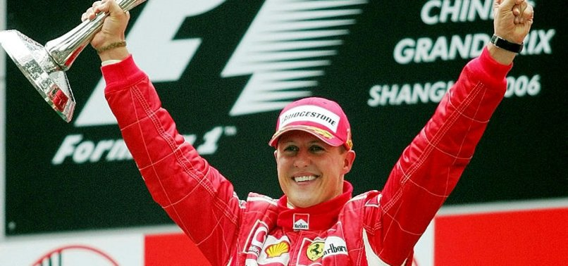 Formula 1'in en başarılısı Schumacher
